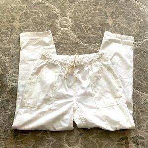 Aerie Distressed Denim Pants